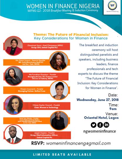 Home - Women in Finance Nigeria